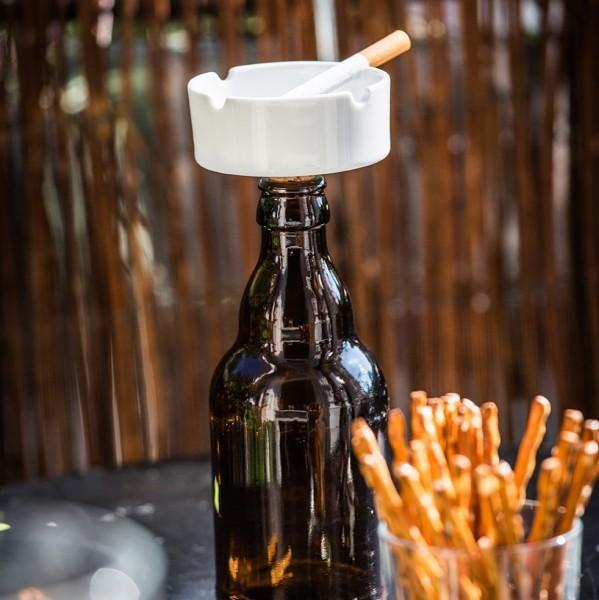 Donkey - Flaschenascher - Bottle Party - Flaschenascher - Weinstopper - Kork