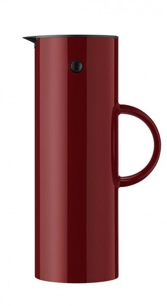 Stelton - EM77 - Eric Magnussen - Isolierkanne - 1 l. - warmes kastanienbraun - ca. 17x30x10,5 cm (B