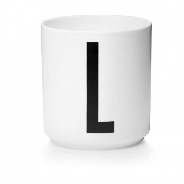 Design Letters - Arne Jacobsen - Porzellan Cup/Becher L - 9,0x8,3 cm (HxØ)