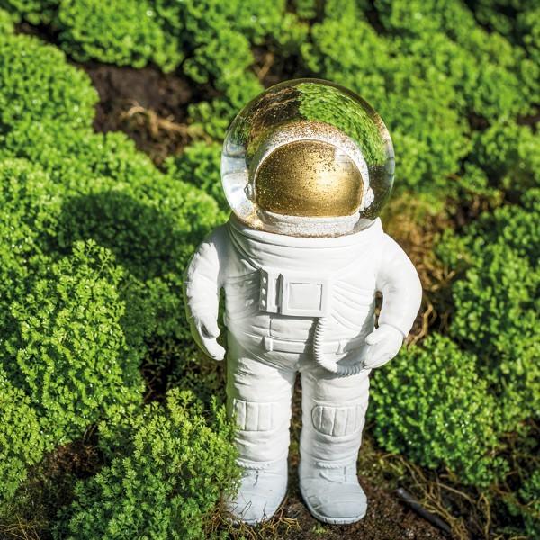 Donkey - Summerglobe - The Astronaut - Glitzerkugeln mit Astronauten - ca. 18x7 cm (LxB)