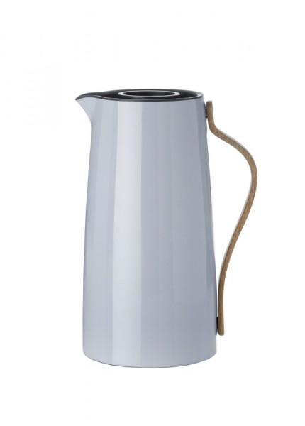 Stelton - Emma - Isolierkanne - Kaffee 1,2 L - blau - Dess.: Holmbäck & Nordentoft