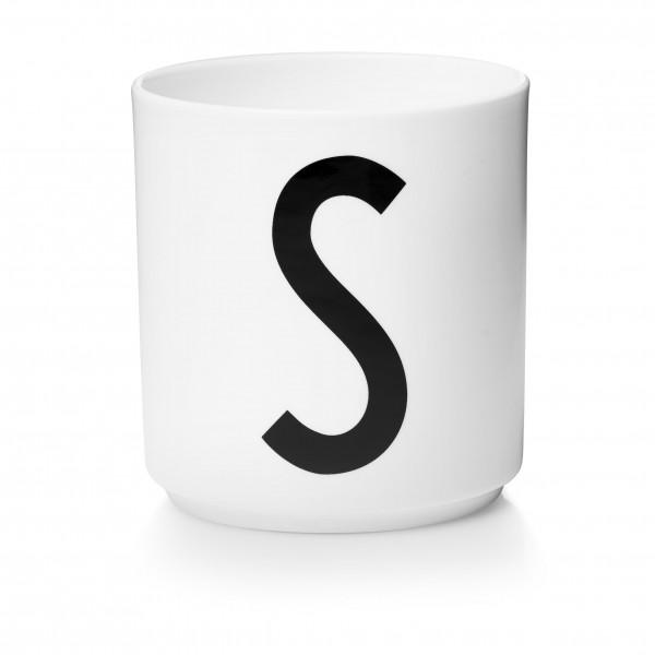 Design Letters - Arne Jacobsen - Porzellan Cup/Becher S - 9,0x8,3 cm (HxØ)