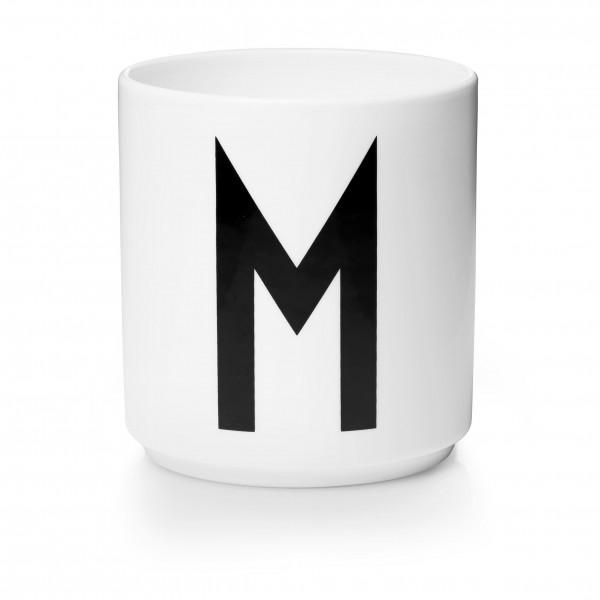 Design Letters - Arne Jacobsen - Porzellan Cup/Becher M - 9,0x8,3 cm (HxØ)