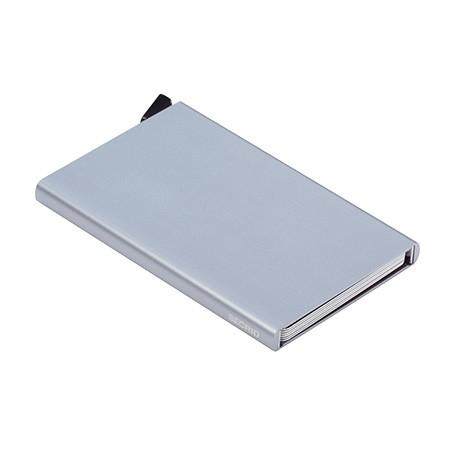 Secrid - Cardprotector - titanium - Kreditkartenhalter - 63x102x8mm - 40 Gr.
