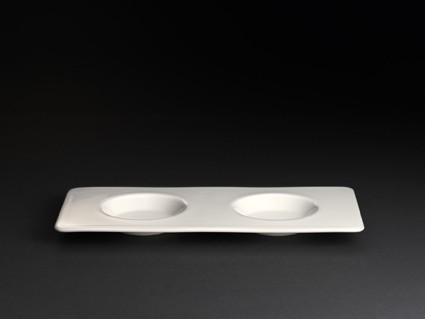 Das transparente Fine Bone China ist die technisch und handwerklich anspruchsvollste Stufe der keram