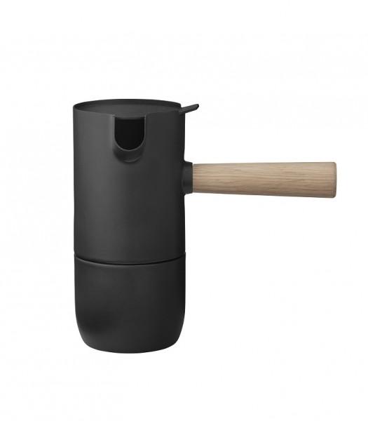 Stelton - Collar - Espressozubereiter - D11xH17,5cm - Stahl rostfrei - Debiasi & Sandri