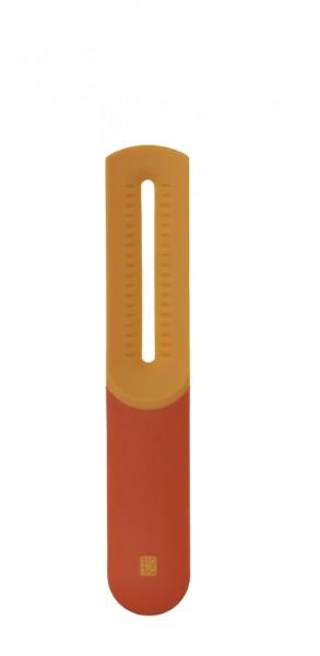 RIG-TIG by Stelton - SAY-CHEESE - Käseschneider & Hobel SET, orange