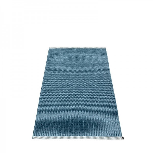 Pappelina - Teppich - Mono - Ocean Blue - Dove Blue - ca. 140 x 200 cm