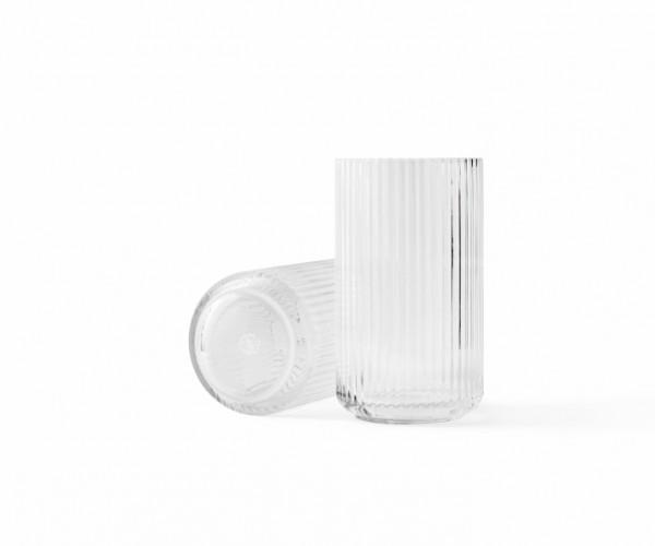 Lyngby - Vase - 25 cm - ca. 25x10x10 cm - Glas - klar