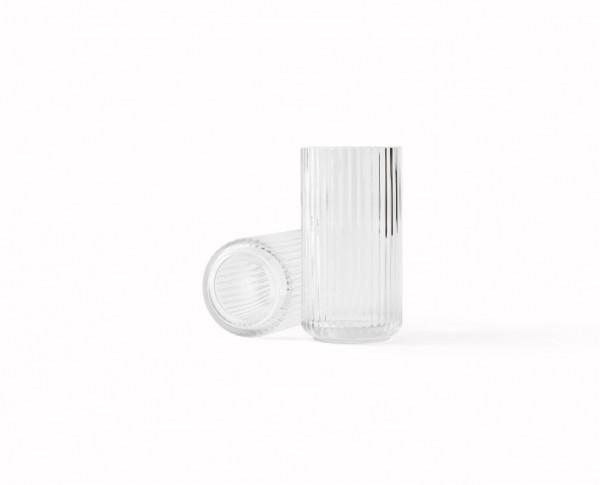 Lyngby - Vase - 20 cm - ca. 20x10x10 cm - Glas - klar