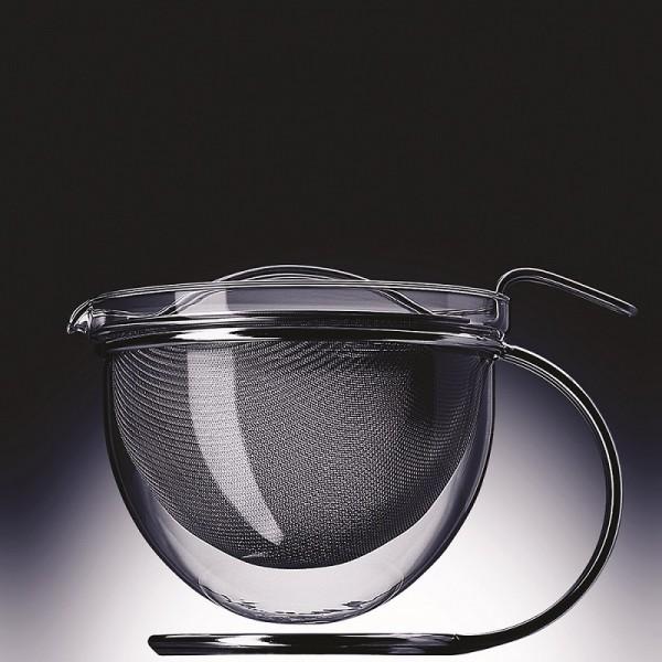 mono - Filio - Teekanne - rundes Gestell - 1,5l