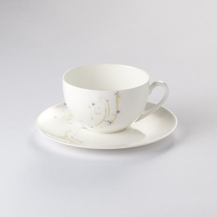 Dibbern - Christmas - Kaffeetasse - 0,25 L - 9,7 cm - Fine Bone China Porzellan