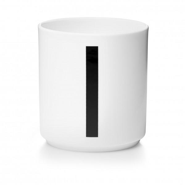 Design Letters - Arne Jacobsen - Porzellan Cup/Becher I - 9,0x8,3 cm (HxØ)