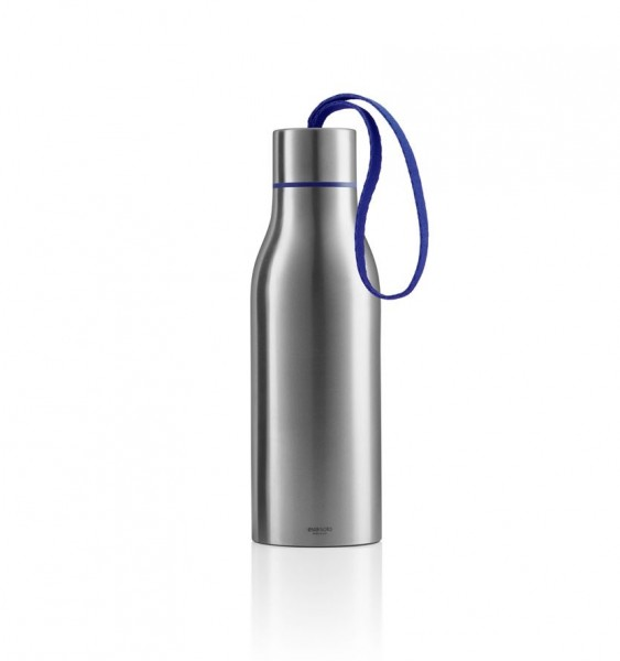 Eva Solo - Thermoflasche - 0,5 l - blue - blau - To go