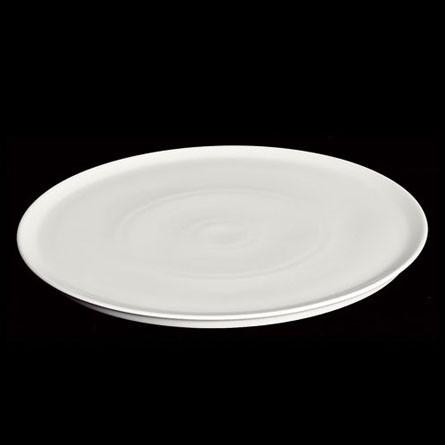 Dibbern - Classic - Tortenplatte - 32 cm - weiss - Fine Bone China Porzellan