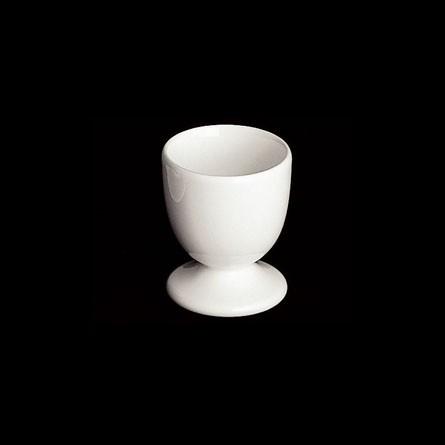 Dibbern - CLASSIC - Eierbecher mit Fuss - weiss - Fine Bone China Porzellan