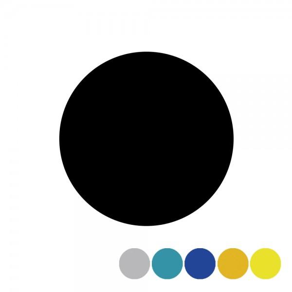 Design Letters - Arne Jacobsen - Holzdeckel - grau - f. Porzellan Cup - 8 x 2 cm (DxH)