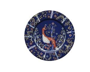 Iittala - Taika - Teller - 22 cm - Blau