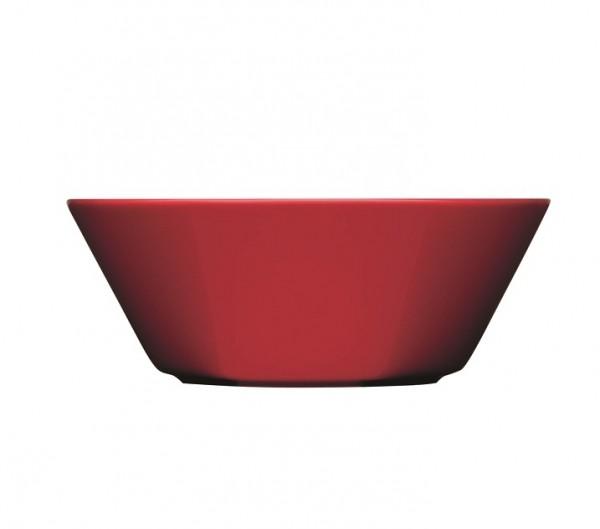 iittala - Teema - Teller,Schale - tief - 15cm - rot - Des.: Kaj Franck