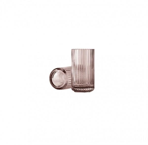 Lyngby - Vase - 15 cm - ca. 15x8x8 cm - Glas - burgundy