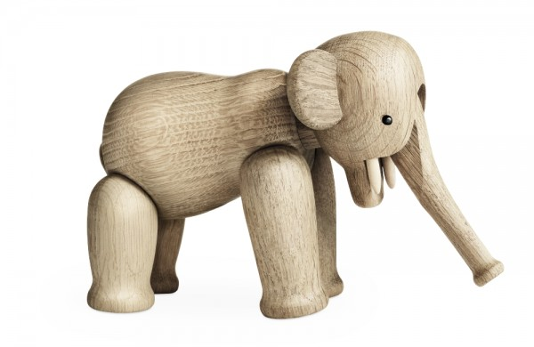 Kay Bojesen - Elefant - ca. 11,5 x 16,6 x 12,3 cm