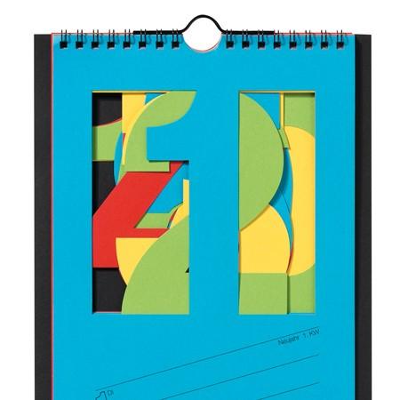 Räder - Streifenkalender, Monatskalender - 2021 - bunt sortiert - ca. 16,5x67cm