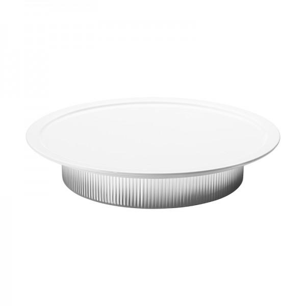 Georg Jensen - Bernadotte - Servier-Tablett - ca. 53x300 mm (HxD) - Edelstahl - hochglanz poliert -