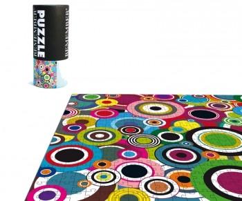 Remember - Puzzle - Rondo - ca. 50x50 - 500 Teile