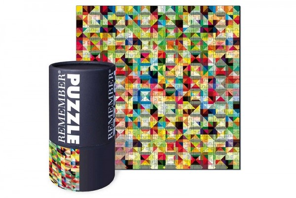 Remember - Puzzle - MALIBU - ca. 50x50 - 500 Teile