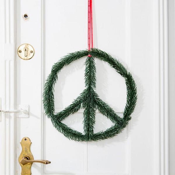 Donkey - Peaceful Christmas - Türkranz Peaceful Christmas inkl. Band