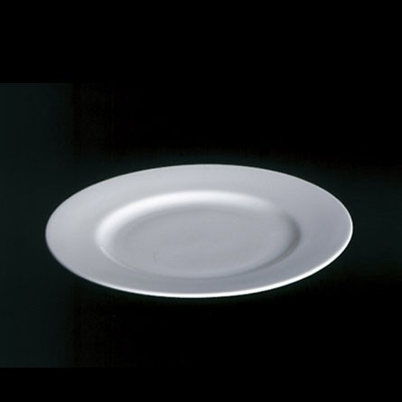 Dibbern - Classic - weiß - Teller - flach - 26,5 cm - Fine Bone China
