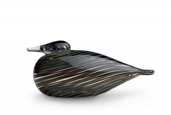 iittala - Birds by Toikka - Krickente - ca. 115 x 55 mm - mundgeblasen, frei verformt