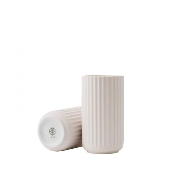 Lyngby - Vase - 15 cm - soft pink - ca.15x8x8 cm - Porzellan