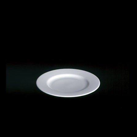 Dibbern - Classic - weiß - Teller - flach - 16 cm - Fine Bone China Weiss