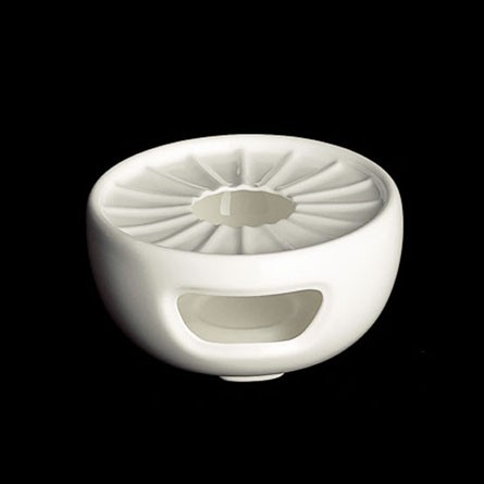 Dibbern - Classic - Stövchen - weiss - Fine Bone China Porzellan
