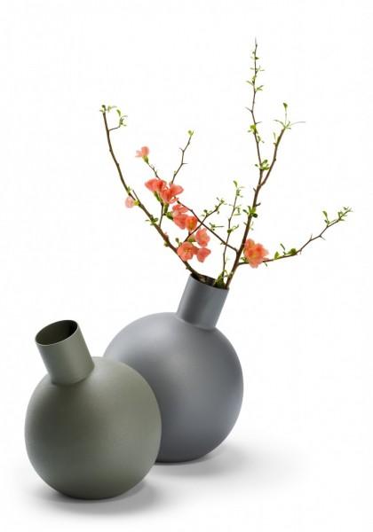 Philippi - Balloon - Vase - S - ca.20 cm (H) - Stahl, pulverbeschichtet