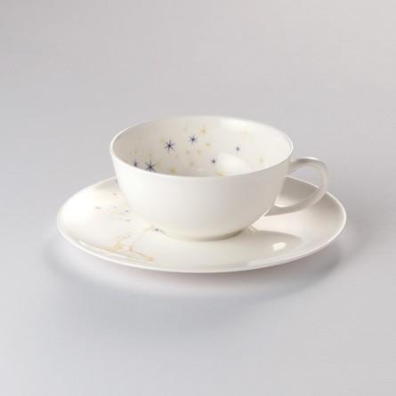 Dibbern - Christmas - Tee Obertasse - 0,2 L - Fine Bone China Porzellan