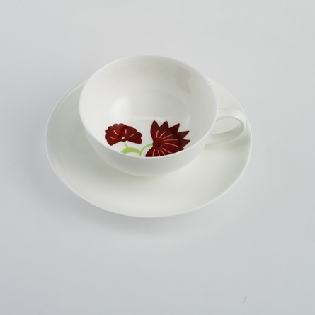 Fine Bone China Dekore Chinese Flower