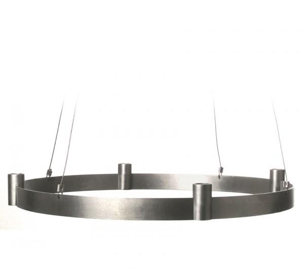 Räder - Festkranz z. Aufhängen - Metall - D 50 cm