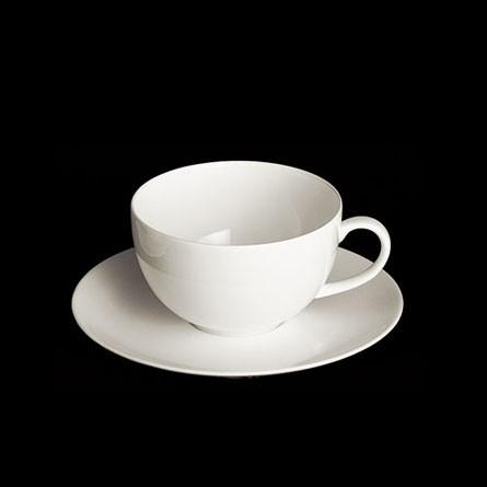 Dibbern - Classic - Kaffee Obertasse - rund - 0,25 l - weiss