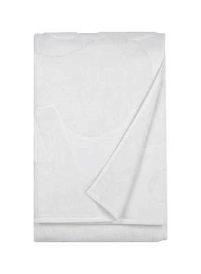 Marimekko - UNIKKO - Badetuch - 75x150 cm - weiß - Bw-Frottee