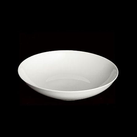 Dibbern - Pure - Pasta-Teller - tief - 26cm(D) - weiss - Fine Bone China Porzellan
