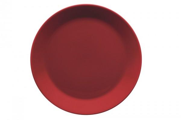 iittala - Teema - Teller - 21cm - rot - Des.: Kaj Franck