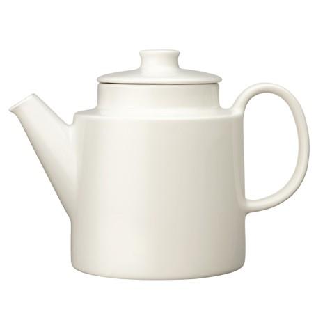 iittala - Teema - Teekanne mit Deckel - 1,0 l - weiß - Des.:Kaj Franck