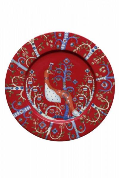 iittala - Taika - Teller - 22 - cm - rot